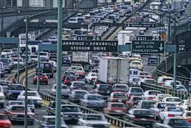 traffic on 95